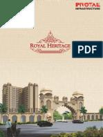 An Sal Royal k Heritage Faridabad