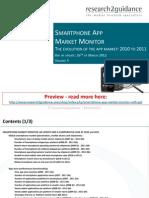 Smartphone App Market Monitor Vol.5 Q4 2011
