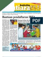 BULETIN MUTIARA NOV/1 2011 (Bahasa Malaysia)