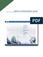 Sail Catalogue 2010