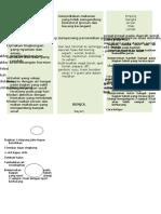 Nyeri Sendi Leaflet