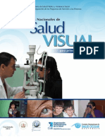 Normas Nacionales de Salud Visual para primer y segundo nivel