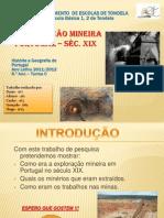 Exploração Mineira 6º C