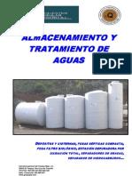 Almacenamiento y Tratamiento de Aguas