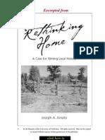 Rethinking home (Repensando el hogar) Español
