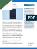 Schott 235 245 Data Sheet