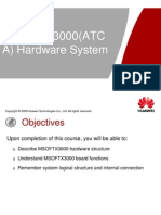 1 MSOFTX3000(ATCA) Hardware System