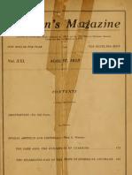 3 Celebrated Case Leo Frank Watsons Magazine August 1915