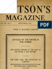 4 Leo Frank Jew Pervert Watsons Magazine September 1915