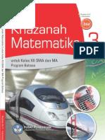 20090904122626 Khazanah Matematika SMA XII Bahasa Rosihan Dan Indriyastuti