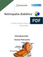 Retinopatía Diabética