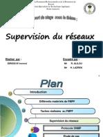 présentation rapport de stage supervision