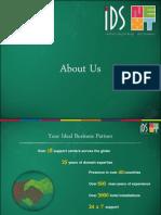 IDS NEXT Corporate Profile