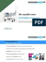 Bedrijf te koop - www.overnamematch.nl