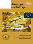 Neubrandenburger Geologische Beiträge Band 11 2011