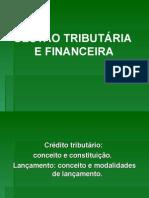 G.Tributária e financeira