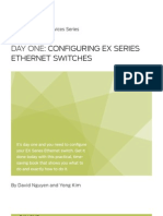 Configuring EX Series Switches[1]