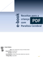 E-book Receitas Criancas ParalisiaCerebral
