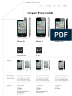 Apple (India) - iPhone - Compare
