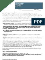 SAP Assignment 5