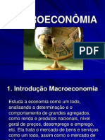 MACROECONÔMIA