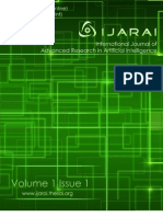 Volume 1 No. 1, April 2012