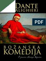 BOŽANSKA KOMEDIJA - DANTE ALIGHIERI