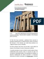 SERVIÇOS JURÍDICOS - princípios romanos e atuais 26-03-2012 (2)