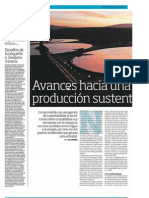 RSE - Avances hacia una producción sustentable