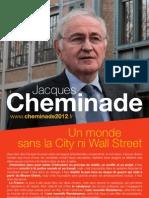 Cheminade2012 Profession de Foi