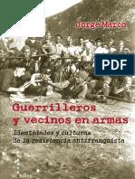 Guerrilleros y vecinos en armas- índice e introducción