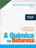A Química na Natureza - Livro