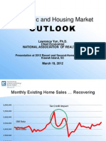 2012 Economic and Housing Market Outlook