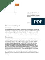 VBE - Stellungnahme Zum Weiterbildungsgesetz 05 03 2012