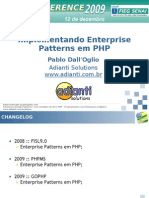 Patterns Phpgo Palestra