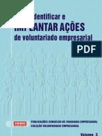 Como identificar e implantar ações de voluntariado empresarial
