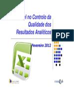 Documentação Excel 07 Fev 2012