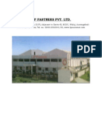 Industrial Visit of Lip Fastner Pvt Ltd, Aurangabad_2