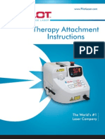 Pilot™ Laser - Therapy Attachments