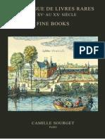 Camille Sourget Rare Books