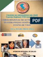 Atencion integral de Salud-Lic. Brígida Linares