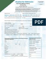 FUMA Application 2011