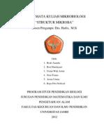 Tugas Mata Kuliah Mikrobiologi