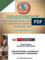 Salud Familiar-Alida Nuñez
