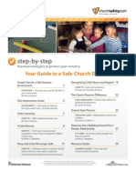 Cs08 - Your Guide to a Safe Church Daycare