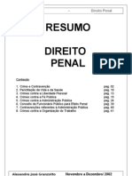 Diretio Penal