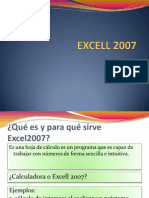 Excell 2007