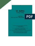 Yi King Livre Des Mutations