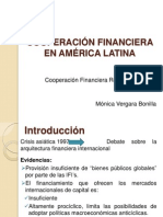 Cooperacion Financiera