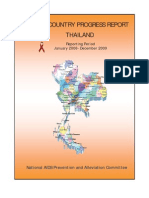 Thailand 2010 Country Progress Report En